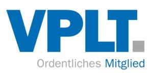 VPLT - Ordentliches Mitglied