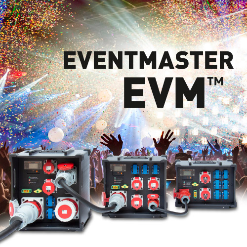 INDU-ELECTRIC Eventmaster EVM™