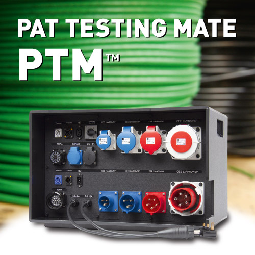 INDU-ELECTRIC Pat Testing Mate PTM™