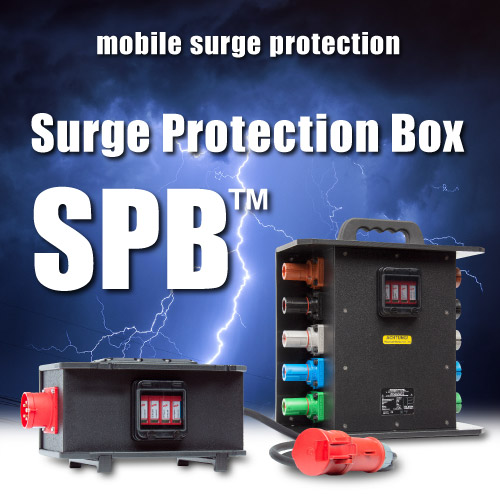 INDU-ELECTRIC Surge Protection Box SPB™