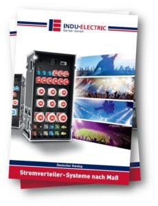 INDU-ELECTRIC Katalog deutsch