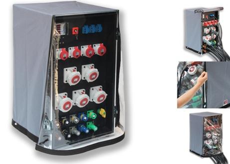INDU-ELECTRIC Schutzhauben