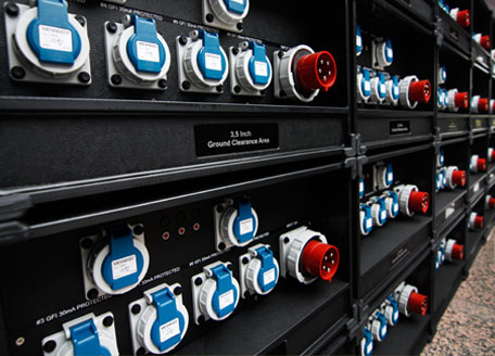 INDU-ELECTRIC Stromverteiler