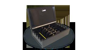 Hier sehen Sie ein Bild eines Klemmkastens der Firma INDU-ELECTRIC