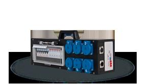 Hier sehen Sie ein Bild eines Switchpacks der Firma INDU-ELECTRIC