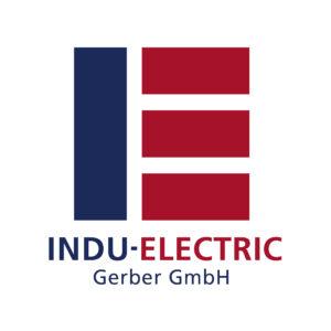 Sie sehen das Logo der Firma INDU-ELECTRIC.