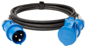 INDU-ELECTRIC - CEE Extensions 16A 230V 3P