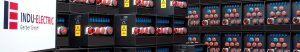 Sie sehen ein Bild von Stromverteilern der Firma INDU-ELECTRIC