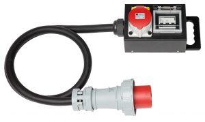 INDU-ELECTRIC THERMOLENE® Kleinverteiler Typ 10 63A