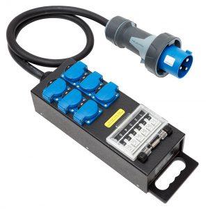 INDU-ELECTRIC THERMOLENE® Kleinverteiler Typ 11 63A