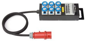 INDU-ELECTRIC THERMOLENE® Kleinverteiler Typ11 32A
