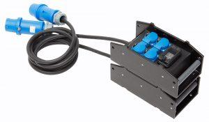 INDU-ELECTRIC THERMOLENE® Kleinverteiler Typ10 32A