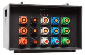 THERMOLENE® stapelbarer mobiler Powerlock Splitter