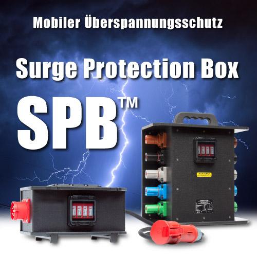 INDU-ELECTRIC Überspannungsschutz SPB™