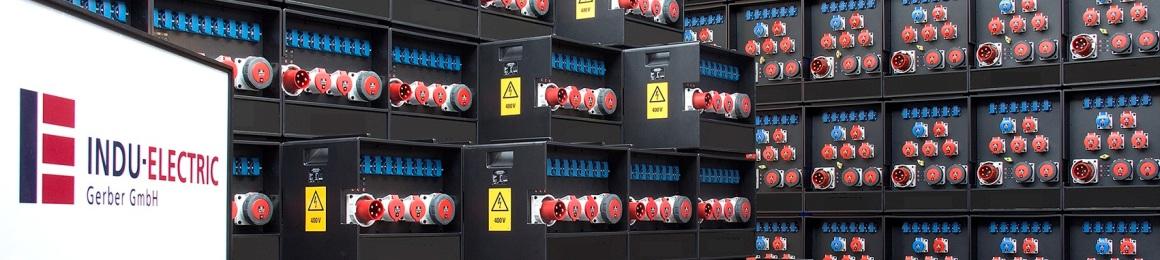 INDU-ELECTRIC Stromverteilerl