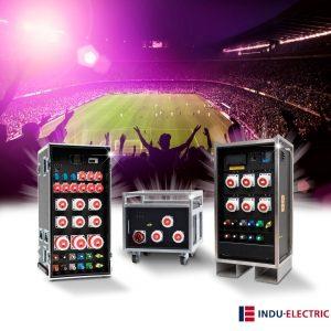 Stromverteiler von INDU-ELECTRIC