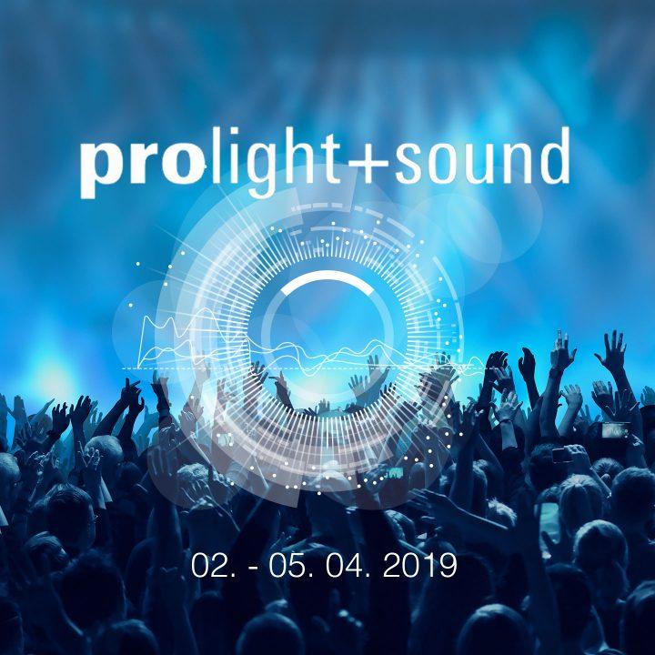 INDU-ELECTRIC @ prolight+sound 2019