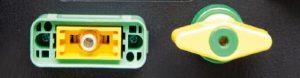 INDU-ELECTRIC duales Erdungssystem