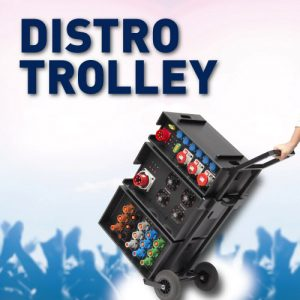 INDU-ELECTRIC Distro-Trolley