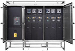 INDU-ELECTRIC Energieverteiler 2000A