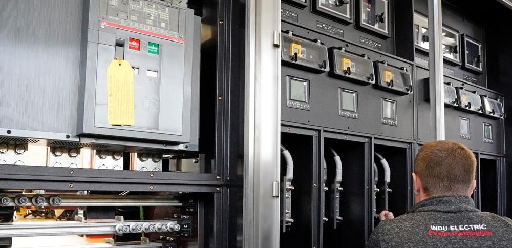 INDU-ELECTRIC Baustromverteiler / Energieverteiler